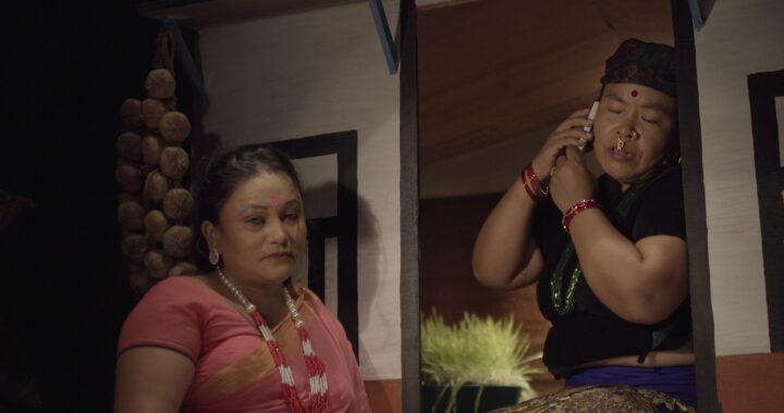 लोक दोहोरीकी रानी चरी दुराको प्रमुख भूमिकामा मौलिक गीत मोरै माटै मुनि