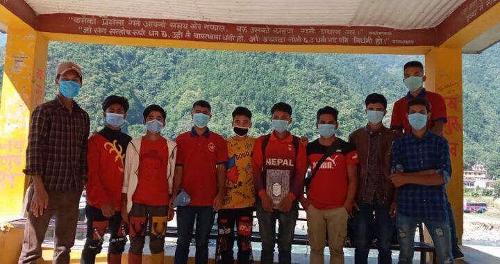 नेपाली क्रीकेट समर्थक समाज प्युठानको संयोजकमा : जिसी चयन